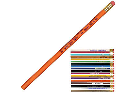 Hex Pencil #2 Lead