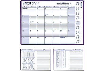 Lexington Academic Planner