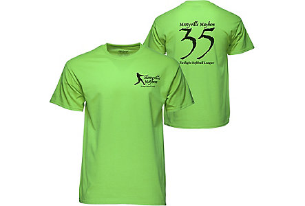 Colored 50/50 T-Shirt