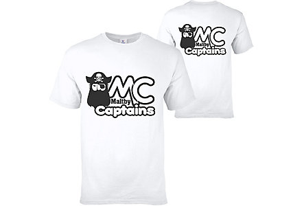 100% Cotton T-Shirt - White