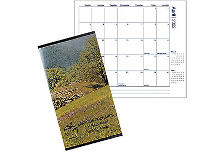 Valley View Scenic Calendar