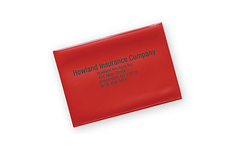 Auto Id Insurance Card Holders