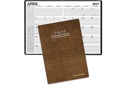 Gnu Desk Diary - Personalized