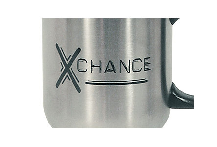 Stainless Steel Mug 16 Oz.