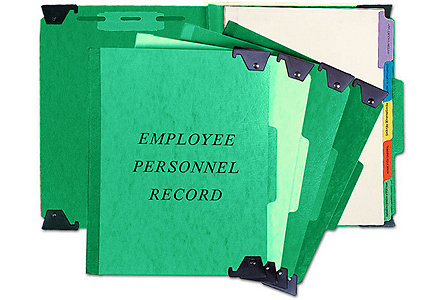 Personnel Employee Record