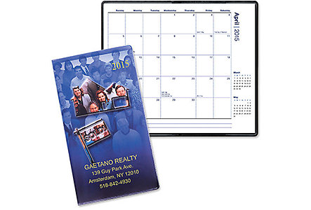 Real Estate Monthly Plnr - 4 Color