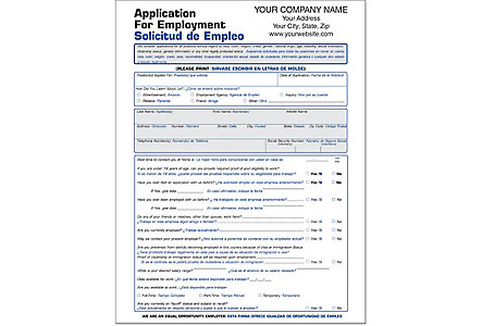 Employment Application (Biling) Imp