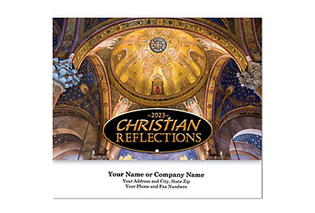 Christian Reflections Wall Cal
