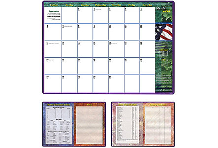 Lexington Academic Planner W/Vibra