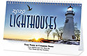 Lighthouses Desk Calendar