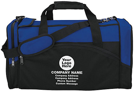 Amsport Duffel Bag - Embroidered