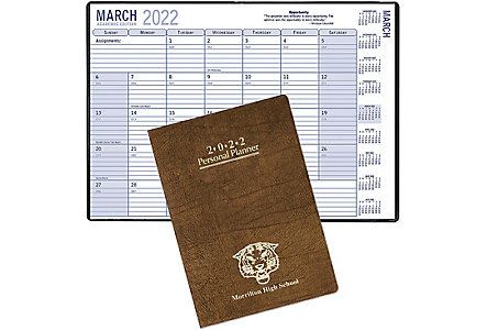 Gnu Academic Planner Traditional