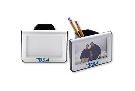 Picture Frame Pencil Cup
