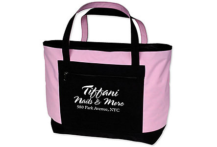 Showcase Tote-Embroidered