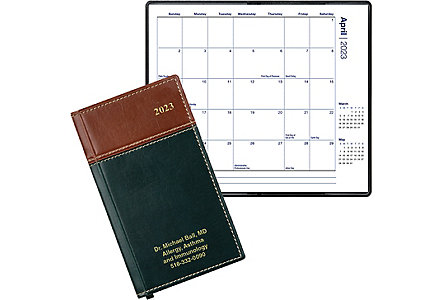 Kingsford Pocket Calendar Monthly