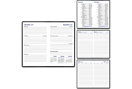 Richford Planner Duet Weekly