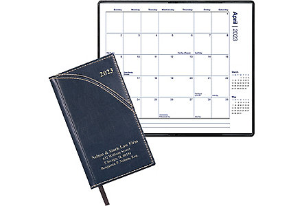 Torino Pocket Calendar Monthly