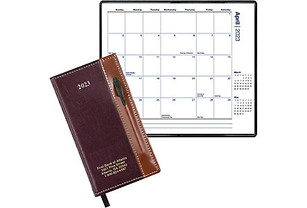 Richford Planner Duet Monthly
