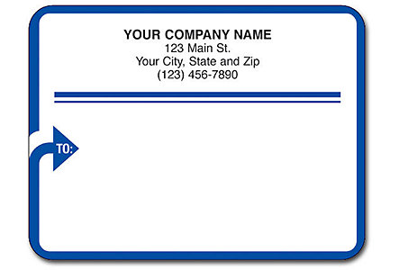 Matte Mail Labels Laser