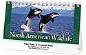 North American Wildlife Desk Cal.