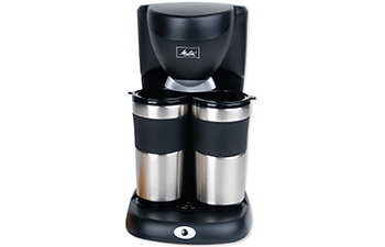 TOASTESS TWIN COFFEE MAKER PREMIUM