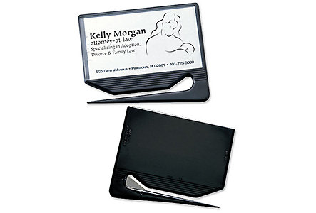 Business Card Zippy Letter Opener
