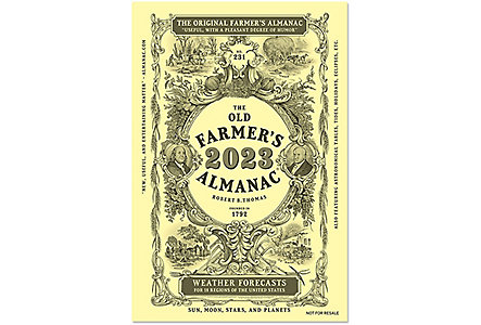 Old Farmer's Almanac Booklet
