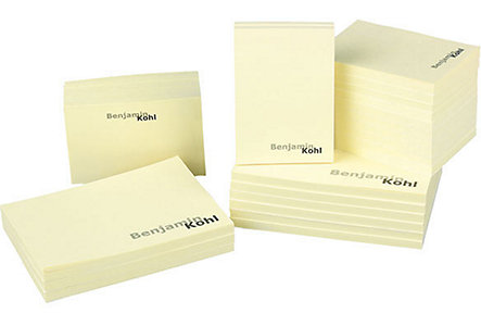 Post-It Note Pack - Design 1