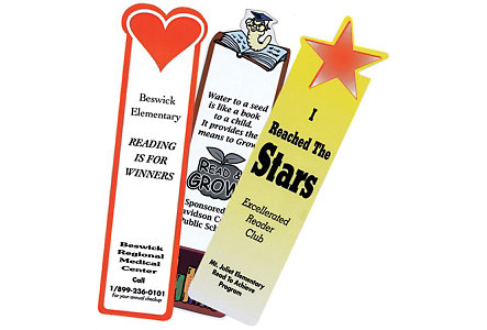 School Bookmarks