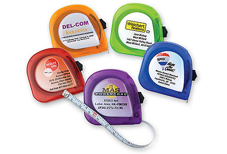 Domed Pocket Tape Measure