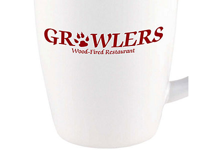 Enterprise Mug 15 Oz White