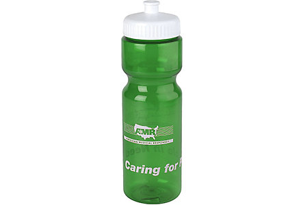 Translucent Bike Bottle 28Oz.