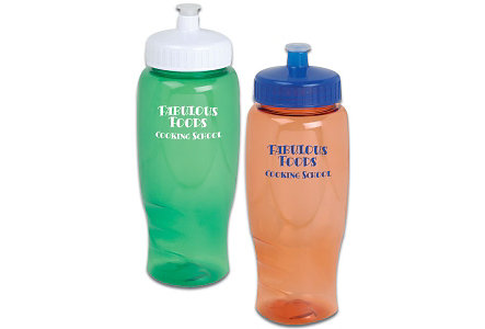 Translucent Travel Bottle  27Oz