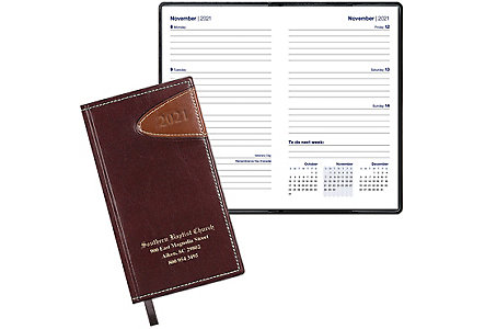 Ralston Pocket Calendar Weekly