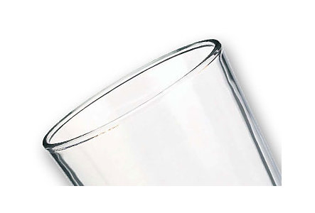 Clear Mixing Glass 16Oz