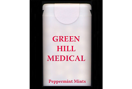 Peppermint Breath Mints