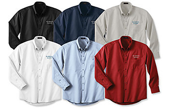 MENS LONG SLEEVE TWILL SHIRT