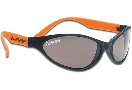 promotional neon classic sunglasses