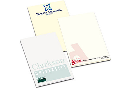4 X 6 Adhesive Note Pad 50 Sheets
