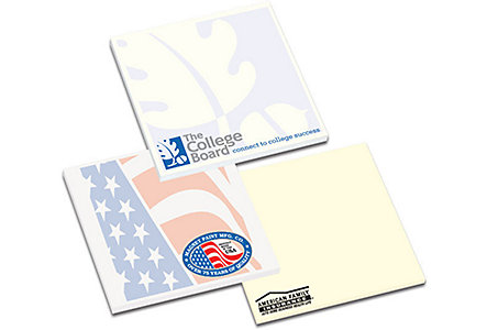 4 X 4 Adhesive Notepad 50 Sheets