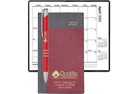 Clifton Monthly/Delane Pen Giftset