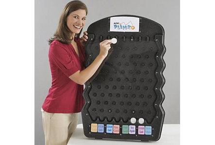Tabletop Plinko Game