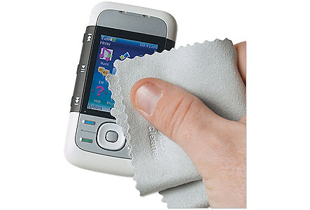 Microfiber Screen Cleaner W/Case