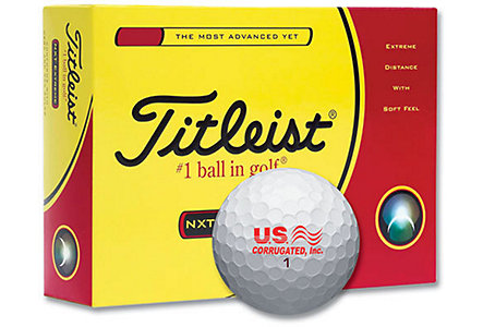 Titleist Nxt Golf Balls