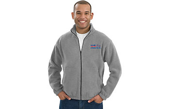 PA R-TEK FLEECE FULL ZIP JACKET