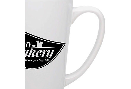 Tall Cafe Mug 16 Oz