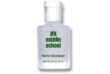1/2 Oz Hand Sanitizer Bottle