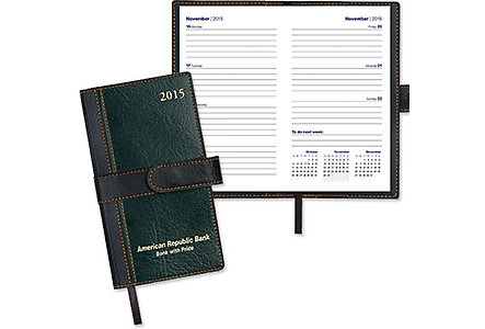 Brentwood Pocket Calendar Weekly