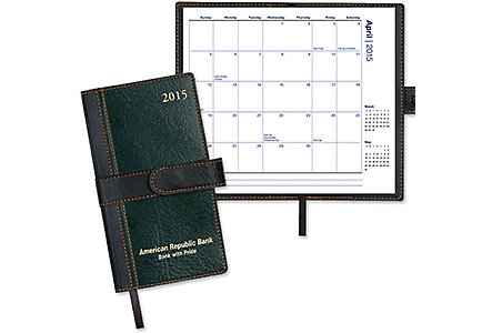 Brentwood Pocket Calendar Monthly