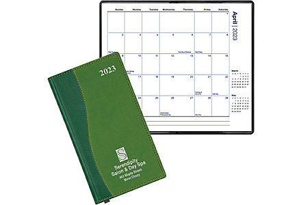 Valor Pocket Calendar Monthly